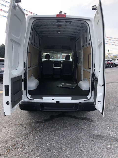2020 NV2500 High Roof 4x2, Empty Cargo Van #E802040 - photo 9