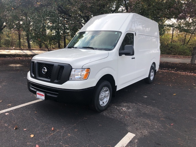 2020 NV2500 High Roof 4x2, Empty Cargo Van #E802056 - photo 4