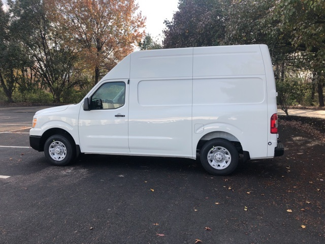 2020 NV2500 High Roof 4x2, Empty Cargo Van #E802056 - photo 5