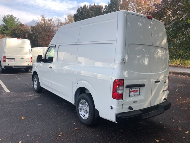 2020 NV2500 High Roof 4x2, Empty Cargo Van #E802056 - photo 6