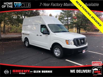 2020 NV2500 High Roof 4x2, Empty Cargo Van #E802056 - photo 1