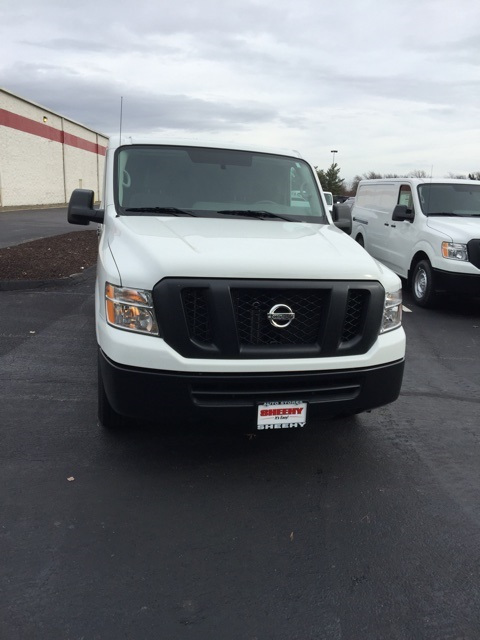 2019 NV2500 Standard Roof 4x2,  Empty Cargo Van #E802064 - photo 3
