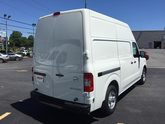 2019 NV2500 High Roof 4x2,  Empty Cargo Van #E802172 - photo 6