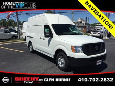 2019 NV2500 High Roof 4x2,  Empty Cargo Van #E802172 - photo 1
