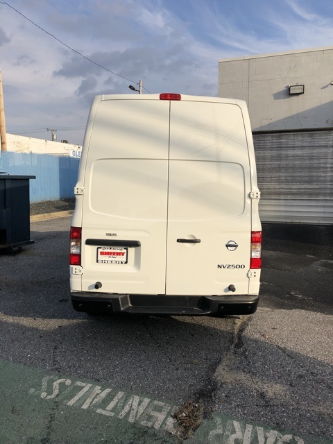 2020 NV2500 High Roof 4x2, Empty Cargo Van #E802179 - photo 6