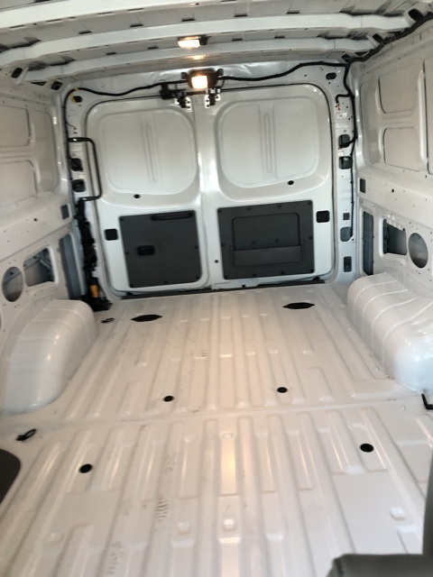 2020 Nissan NV HD Standard Roof 4x2, Empty Cargo Van #E802401 - photo 1