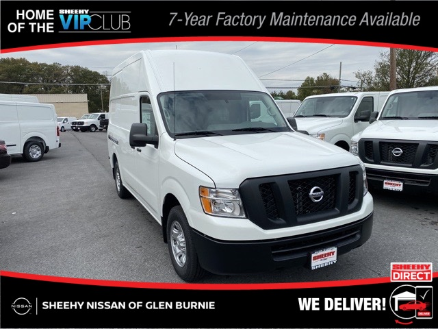 2021 Nissan NV2500 4x2, Empty Cargo Van #E802905 - photo 1