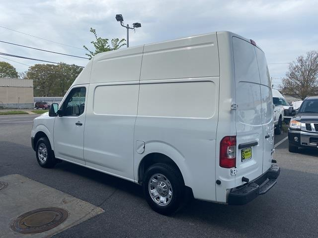 2016 Nissan NV2500 High Roof 4x2, Empty Cargo Van #E802905A - photo 4