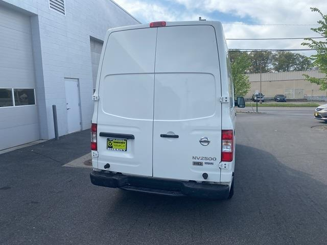 2016 Nissan NV2500 High Roof 4x2, Empty Cargo Van #E802905A - photo 5