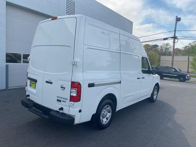 2016 Nissan NV2500 High Roof 4x2, Empty Cargo Van #E802905A - photo 8