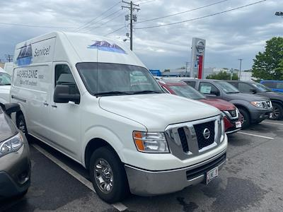 2016 Nissan NV2500 High Roof 4x2, Empty Cargo Van #E802905A - photo 1