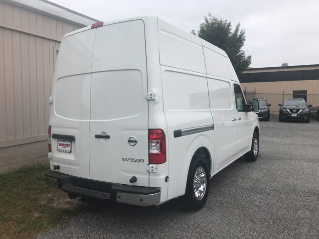 2019 NV3500 High Roof 4x2,  Empty Cargo Van #E803183 - photo 7