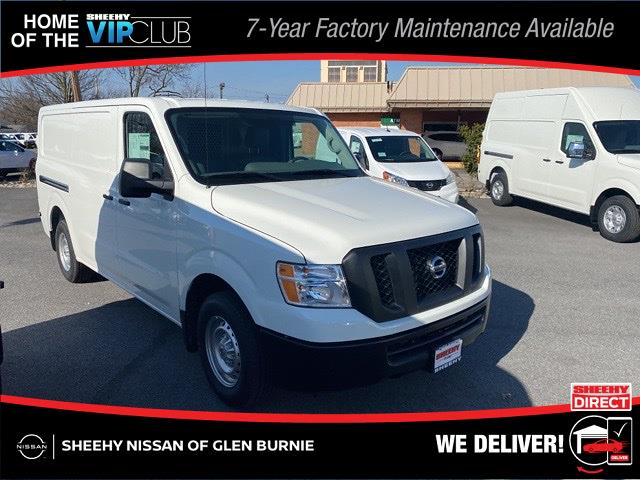 2021 Nissan NV1500 4x2, Empty Cargo Van #E804391 - photo 1