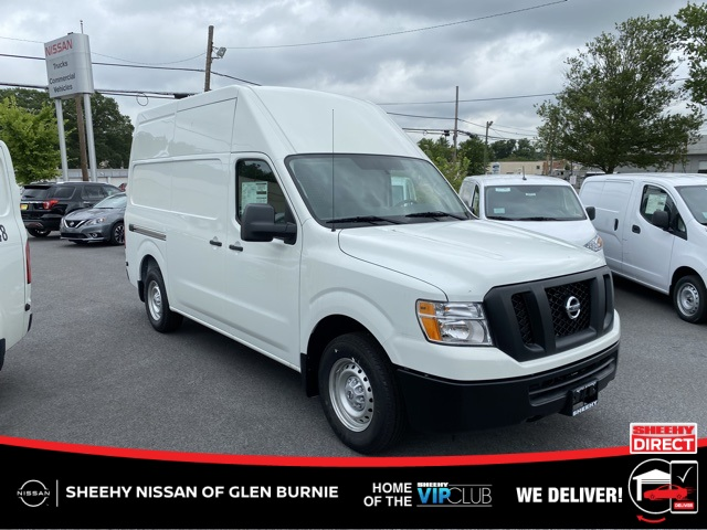 2020 Nissan NV2500 High Roof 4x2, Empty Cargo Van #E804984 - photo 1