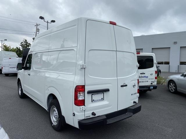 2020 Nissan NV2500 High Roof 4x2, Empty Cargo Van #E804984 - photo 5