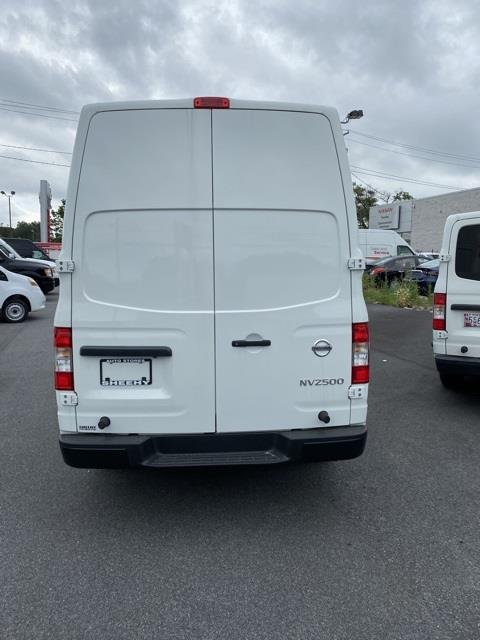 2020 Nissan NV2500 High Roof 4x2, Empty Cargo Van #E804984 - photo 6