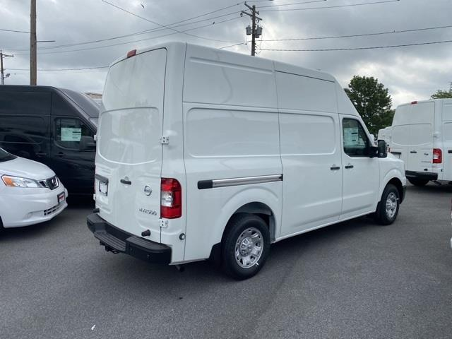2020 Nissan NV2500 High Roof 4x2, Empty Cargo Van #E805061 - photo 1