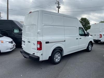 2020 Nissan NV2500 High Roof 4x2, Empty Cargo Van #E805061 - photo 2