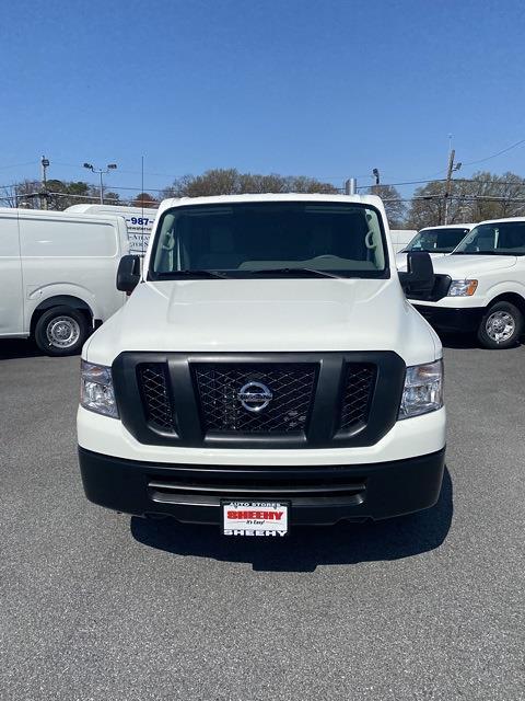 2021 Nissan NV2500 4x2, Empty Cargo Van #E805431 - photo 4