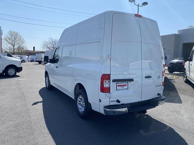 2021 Nissan NV3500 4x2, Empty Cargo Van #E805765 - photo 12