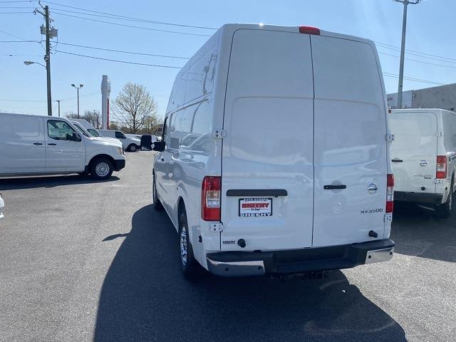 2021 Nissan NV3500 4x2, Empty Cargo Van #E805765 - photo 13