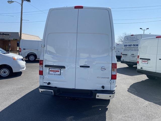 2021 Nissan NV3500 4x2, Empty Cargo Van #E805765 - photo 15