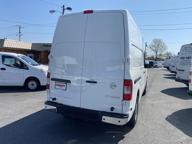 2021 Nissan NV3500 4x2, Empty Cargo Van #E805765 - photo 16