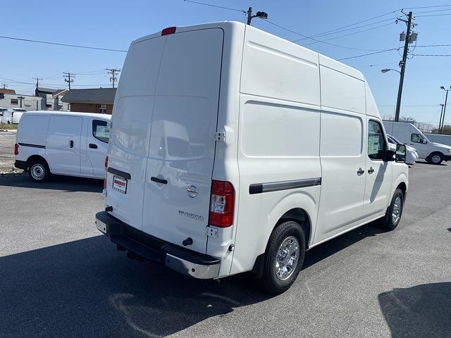 2021 Nissan NV3500 4x2, Empty Cargo Van #E805765 - photo 17