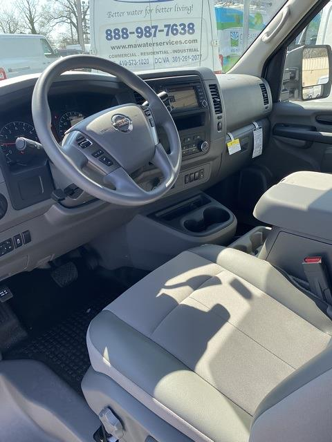 2021 Nissan NV3500 4x2, Empty Cargo Van #E805765 - photo 1