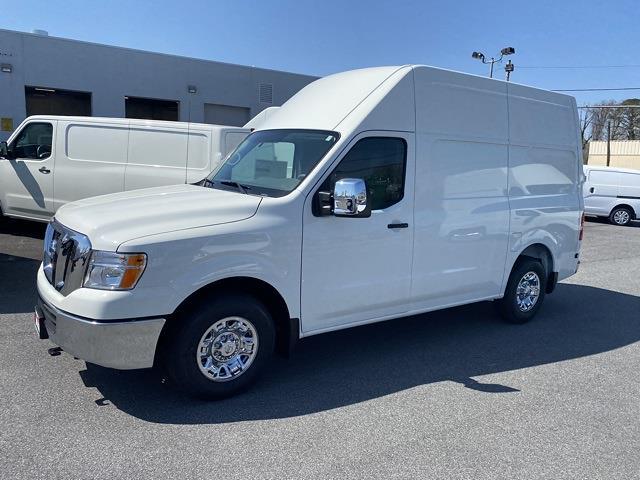 2021 Nissan NV3500 4x2, Empty Cargo Van #E805765 - photo 10
