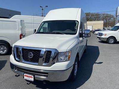 2021 Nissan NV3500 4x2, Empty Cargo Van #E805765 - photo 8