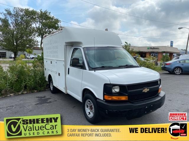 2013 Chevrolet Express 3500 4x2, Cutaway #E805919A - photo 1