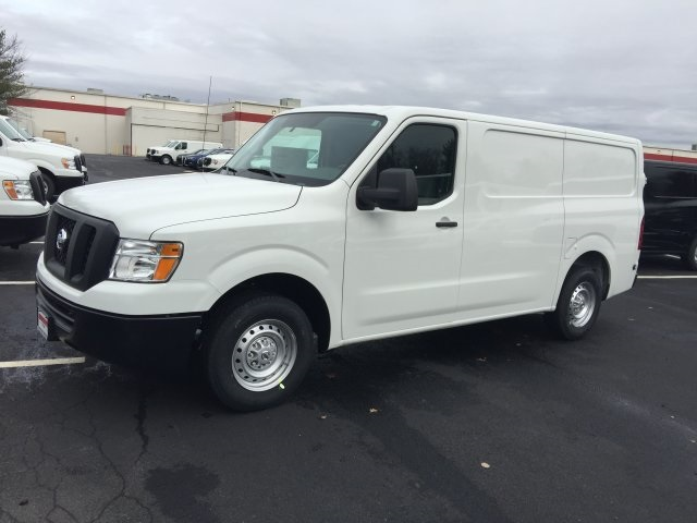 2019 NV1500 Standard Roof 4x2,  Empty Cargo Van #E805925G - photo 3