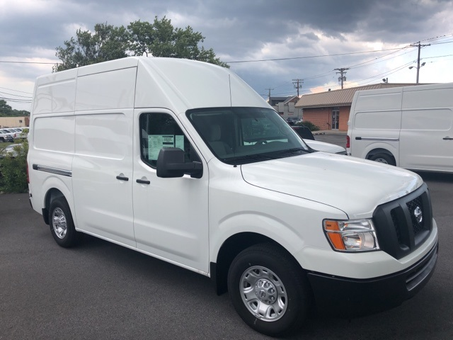 2019 NV2500 High Roof 4x2, Empty Cargo Van #E806109 - photo 3
