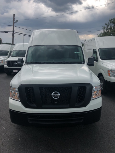 2019 NV2500 High Roof 4x2, Empty Cargo Van #E806109 - photo 4