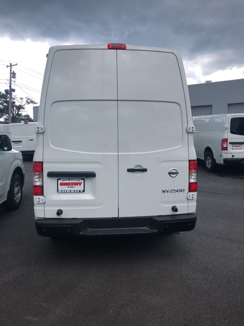 2019 NV2500 High Roof 4x2, Empty Cargo Van #E806109 - photo 5