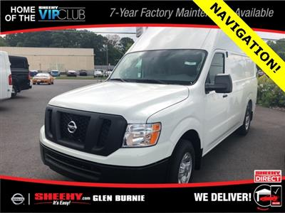 2019 NV2500 High Roof 4x2, Empty Cargo Van #E806109 - photo 1