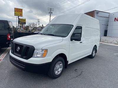 2021 Nissan NV2500 4x2, Empty Cargo Van #E806641 - photo 4
