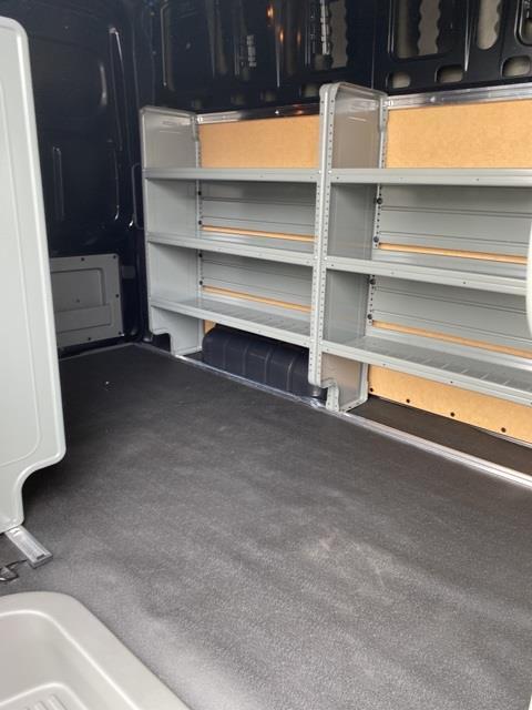 2020 Nissan NV2500 High Roof 4x2, Adrian Steel Upfitted Cargo Van #E806795 - photo 2