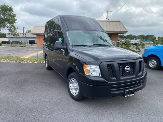 2020 Nissan NV2500 High Roof 4x2, Adrian Steel Upfitted Cargo Van #E806795 - photo 3
