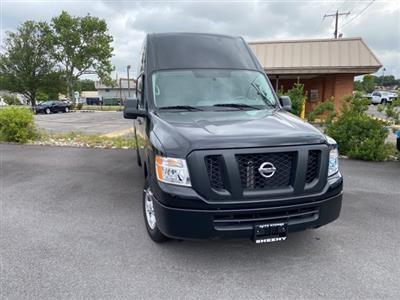 2020 Nissan NV2500 High Roof 4x2, Adrian Steel Upfitted Cargo Van #E806795 - photo 4