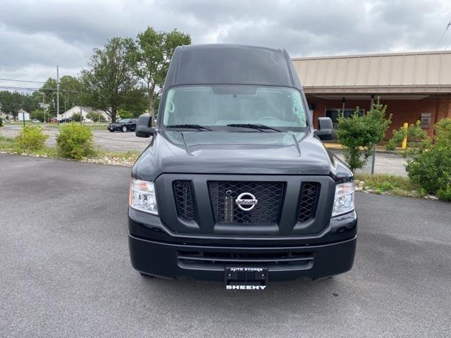 2020 Nissan NV2500 High Roof 4x2, Adrian Steel Upfitted Cargo Van #E806842 - photo 4