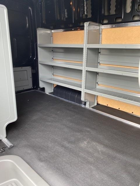 2020 Nissan NV2500 High Roof 4x2, Adrian Steel Upfitted Cargo Van #E806886 - photo 1
