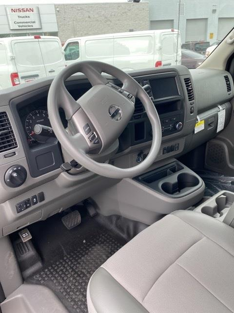 2020 Nissan NV2500 High Roof 4x2, Adrian Steel Upfitted Cargo Van #E806886 - photo 10