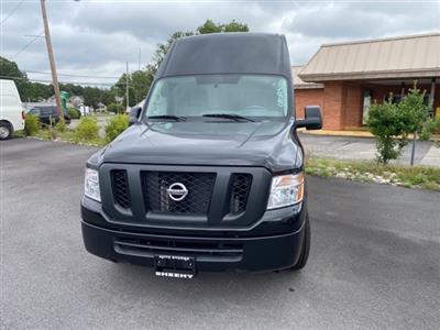 2020 Nissan NV2500 High Roof 4x2, Adrian Steel Upfitted Cargo Van #E806886 - photo 5