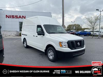 2021 Nissan NV2500 4x2, Empty Cargo Van #E806900 - photo 1