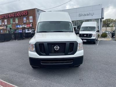 2021 Nissan NV2500 4x2, Empty Cargo Van #E806900 - photo 3