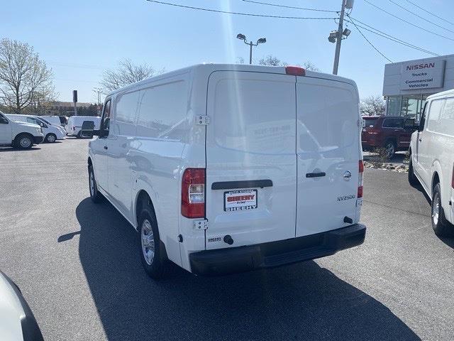 2021 Nissan NV2500 4x2, Empty Cargo Van #E807011 - photo 8
