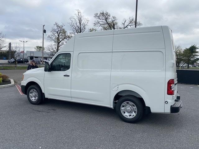 2021 Nissan NV2500 4x2, Empty Cargo Van #E807034 - photo 1