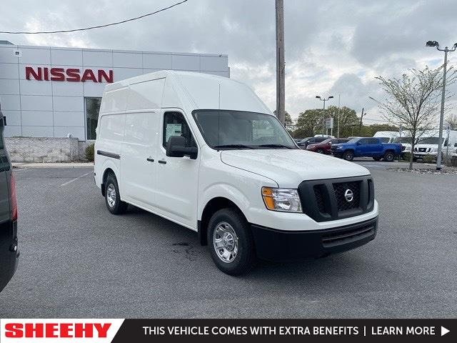 2021 Nissan NV2500 4x2, Empty Cargo Van #E807065 - photo 1